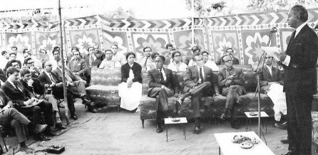 A history of Pakistani left through parties and